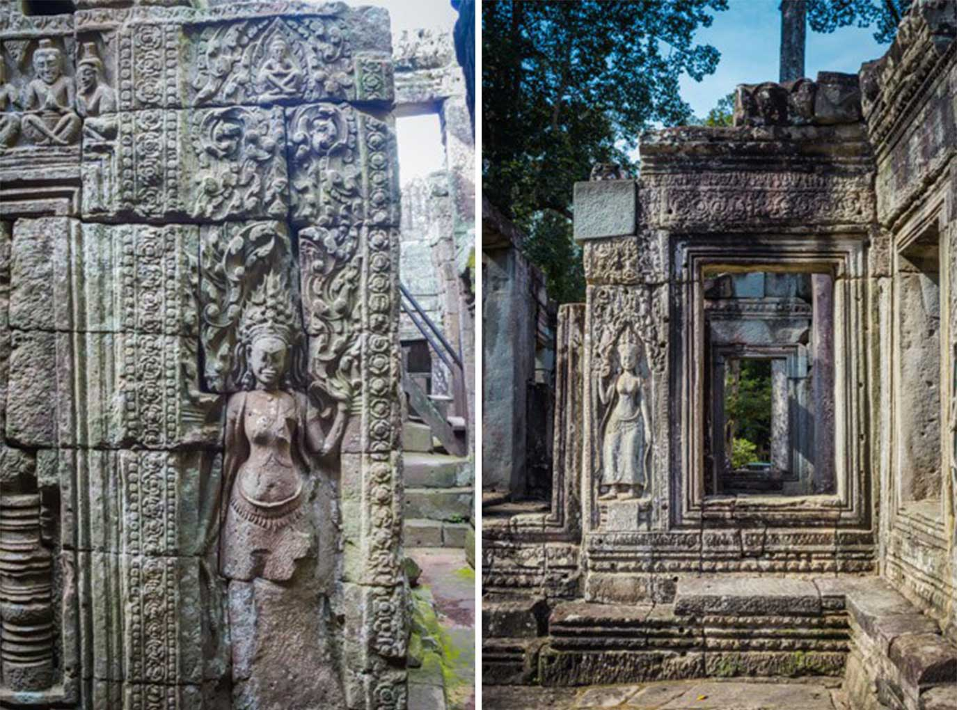 Siem Reap, Cambodia | Angkor Thom | Fork in the Kitchen