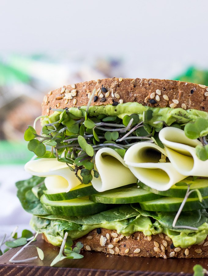 Super Greens Sandwich