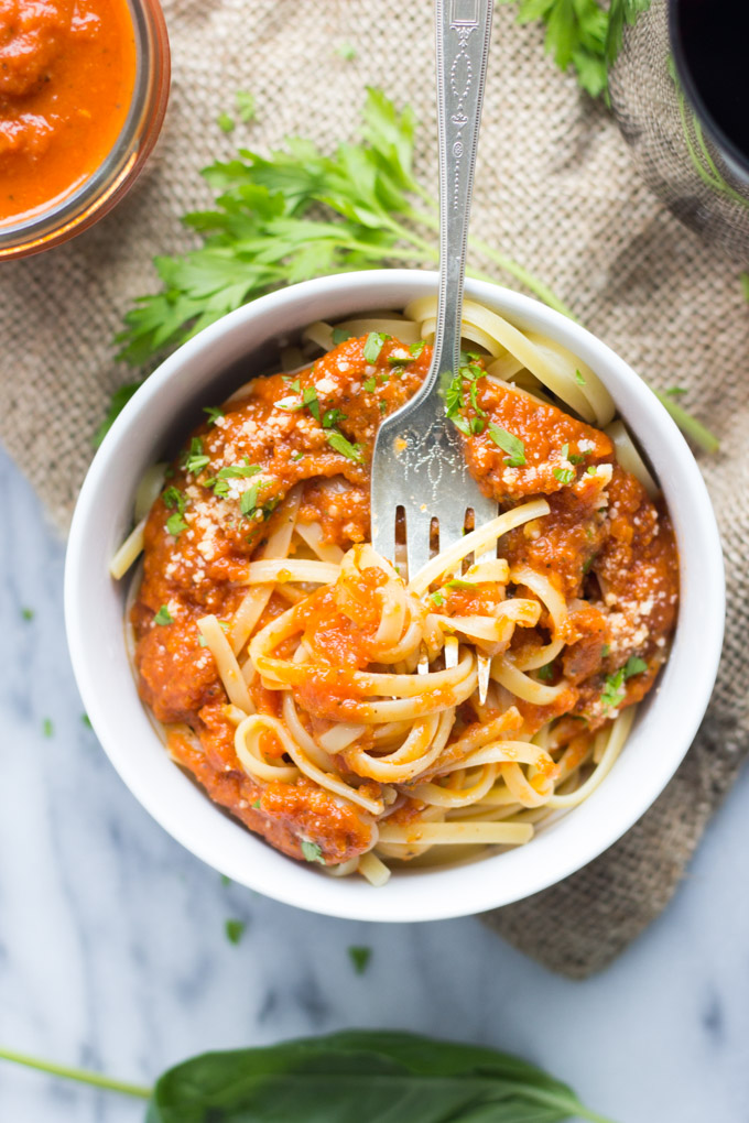 Classic Tomato Sauce | Fork in the Kitchen