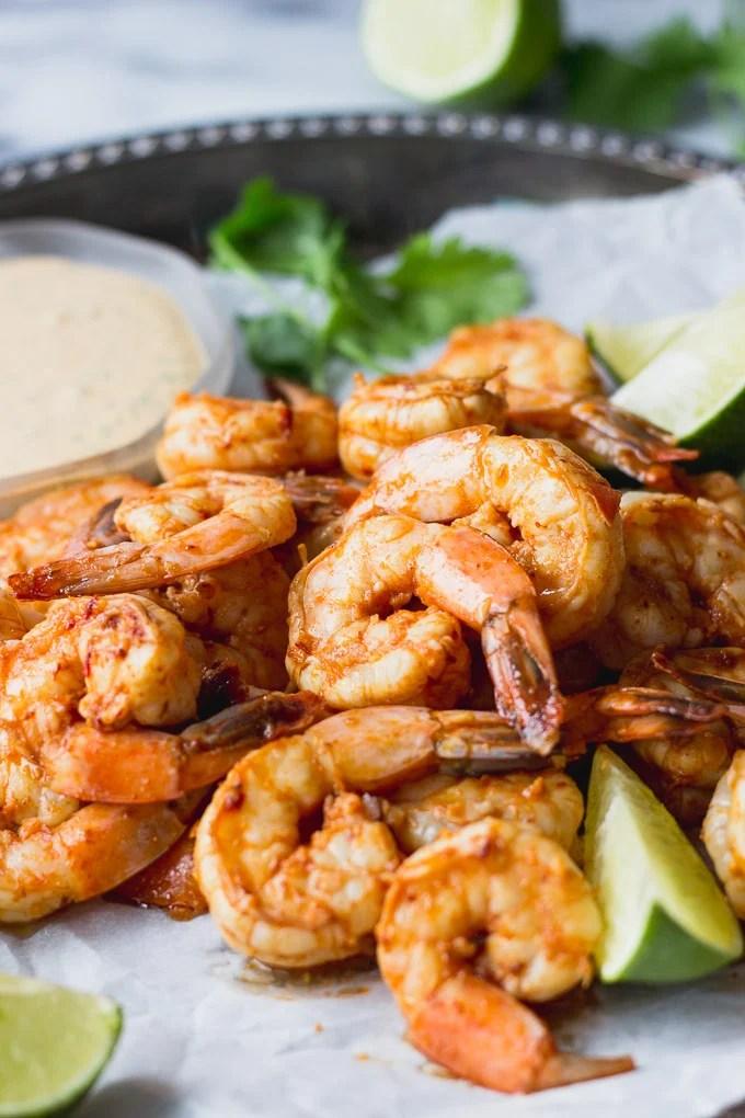 Chipotle Grilled Shrimp | Fork in the Kitchen