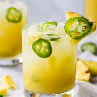 Pineapple Jalapeño Smash | Fork in the Kitchen
