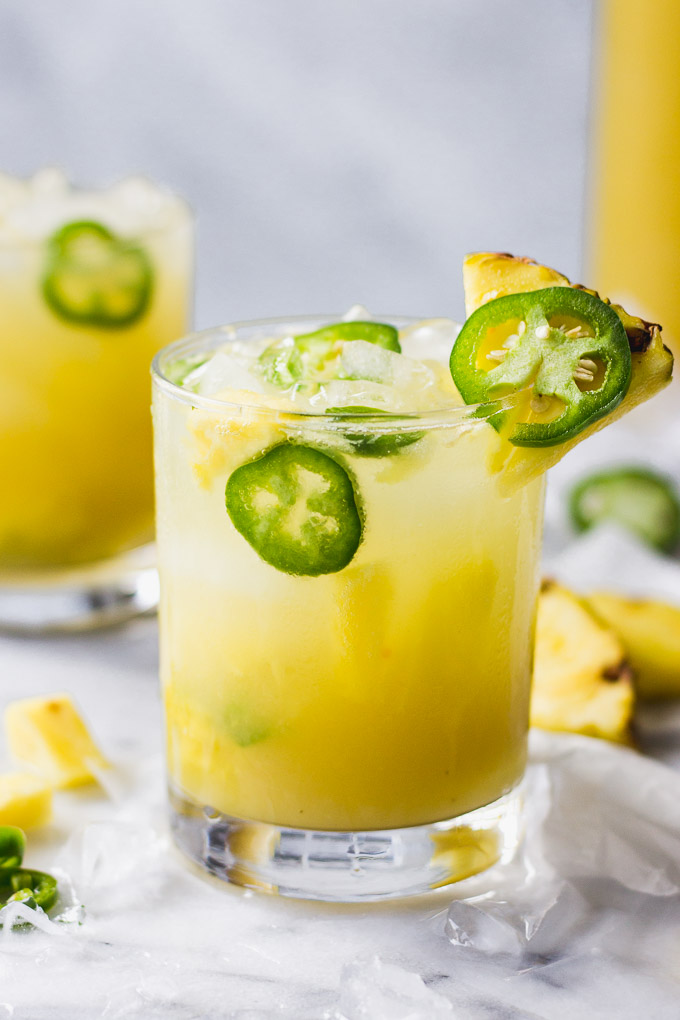 Pineapple Jalapeño Smash | Fork in the Kitchen