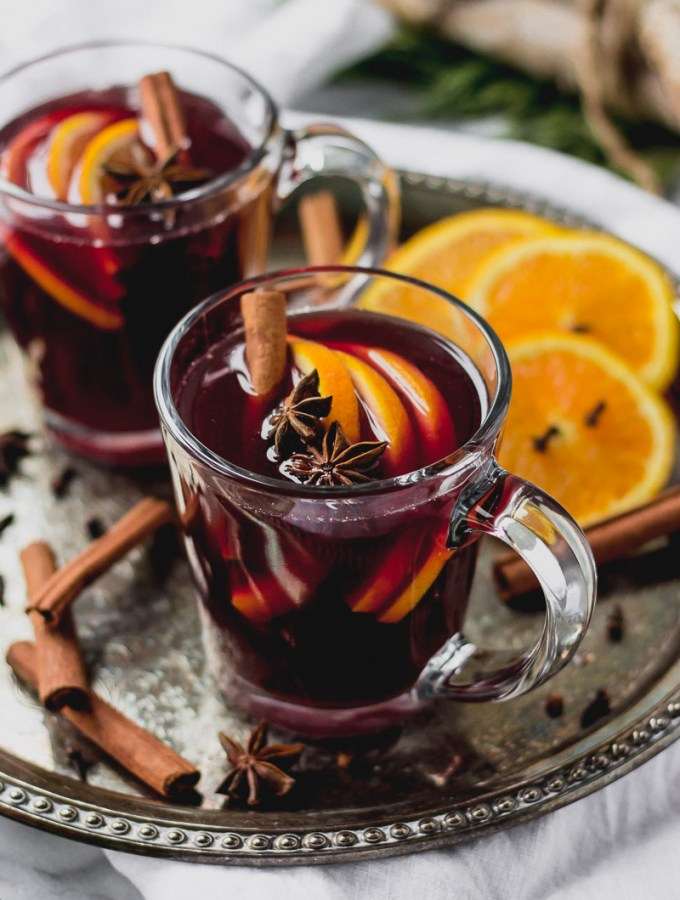 Simple Mulled Wine