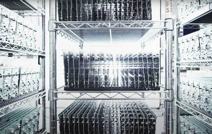 Gentex moving high tech product