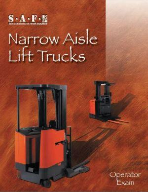 narrow aisle lift trucks operator's exam