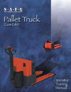 pallet truck operator training manual