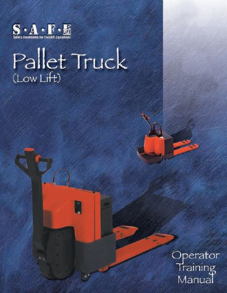pallet truck operator training manual