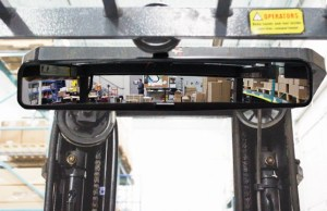 Wide angle mega mirror