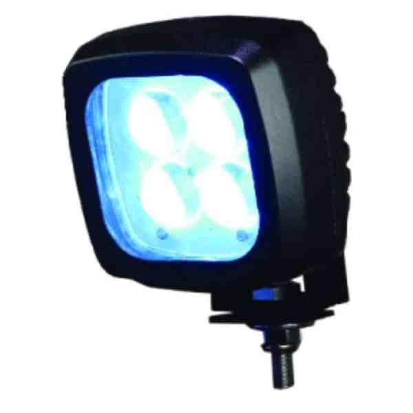 Big Blue Safety Light - Front