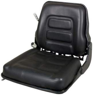 505959514-E Yale Seat - Vinyl with Switch Forklift Part-0