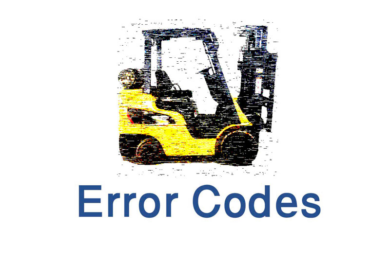 How to clear forklift error codes - FORKLIFT PLUS | Hyster Monitor Wiring Diagram |  | Forklift Plus