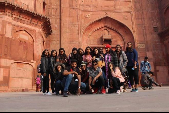 The journey Begins: Delhi to Manali