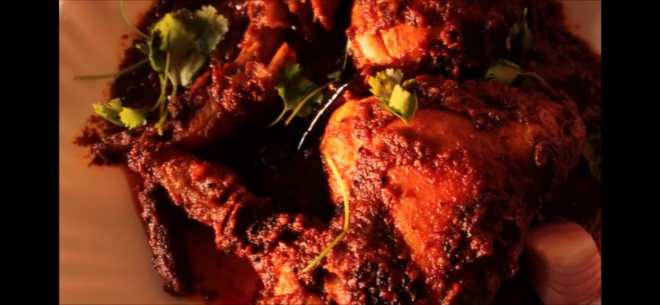 Mizoram Chicken Recipes