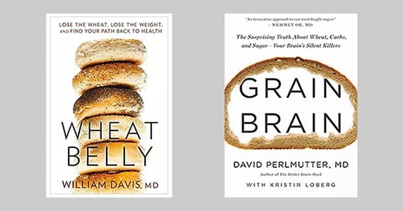 GrainBrain 570x299 The Smoke and Mirrors Behind <em>Wheat Belly</em> and <em>Grain Brain</em>
