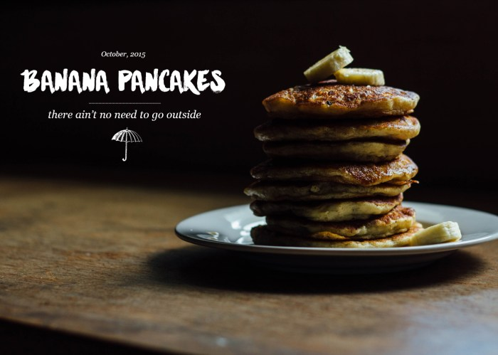 banana pancakes jack johnson fork to belly