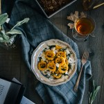 Pumpkin Gnocchi | #VirtualPumpkinParty '16
