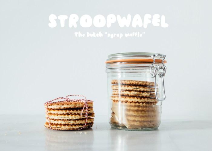 stroopwafel fork to belly