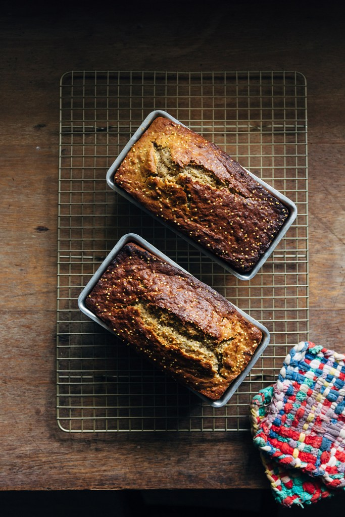 food52 banana bread fork to belly