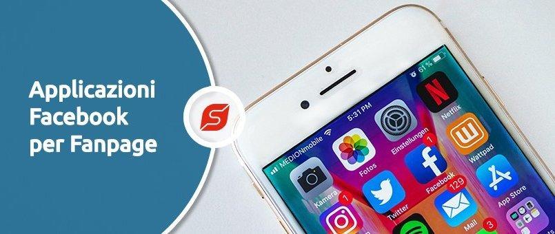 App FB per Fanpage | Forlani Studio