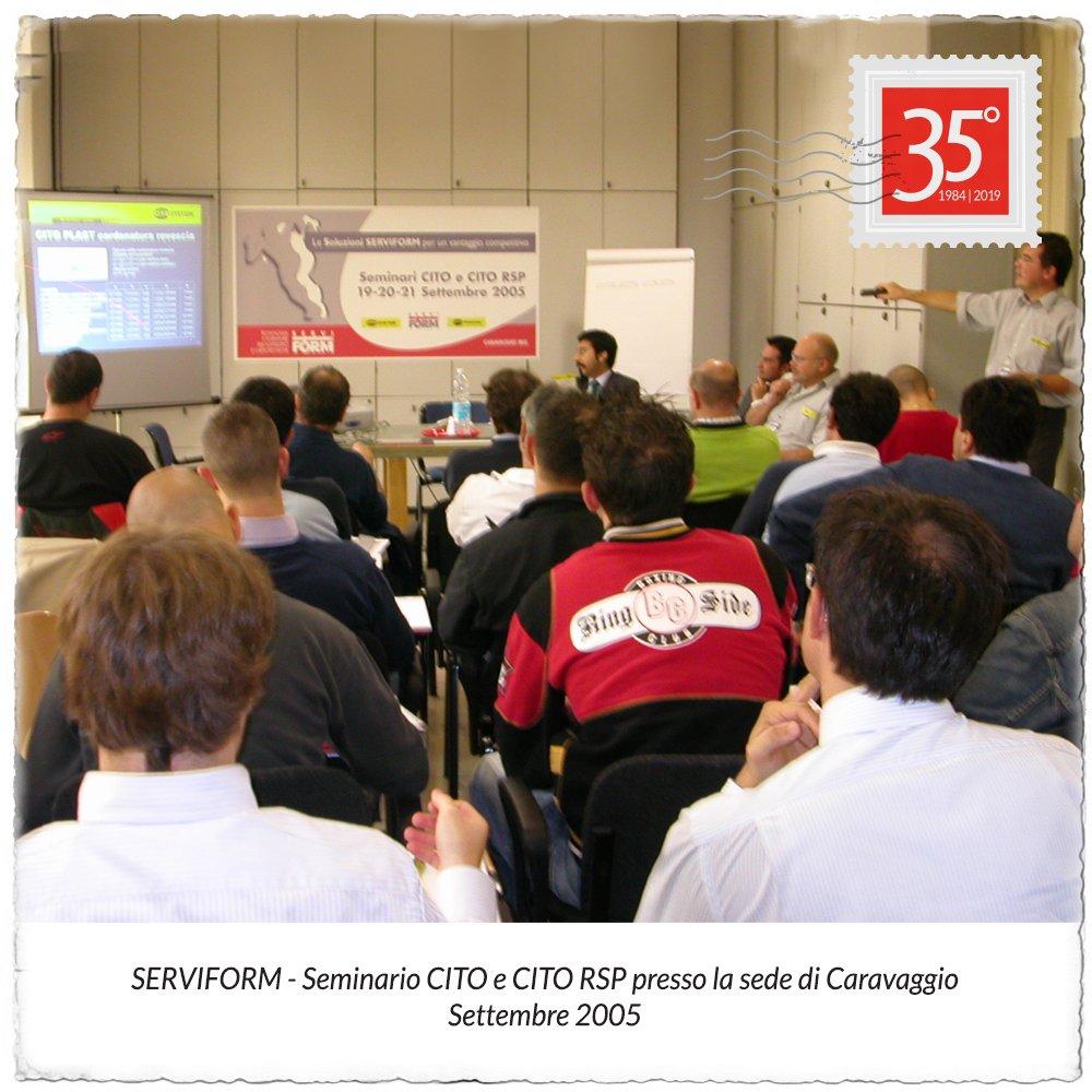 2005 Seminario Serviform
