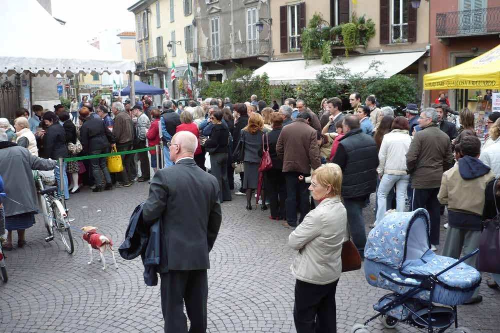 Città di Treviglio – Storia e sapori nei cortili (2008)
