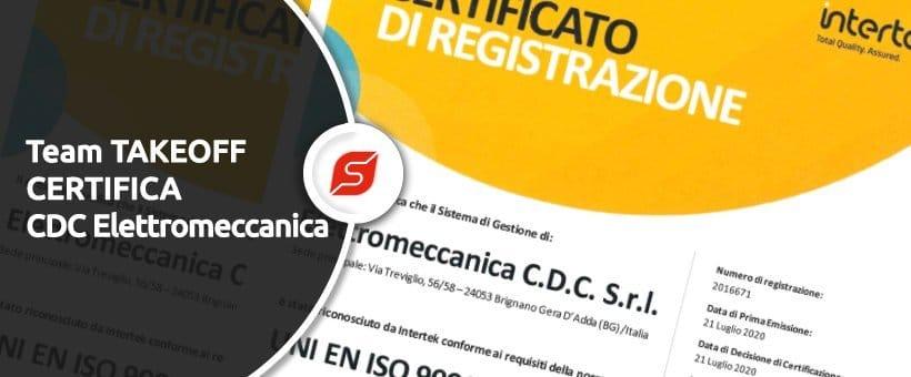 Certificazione aziendale forlani studio