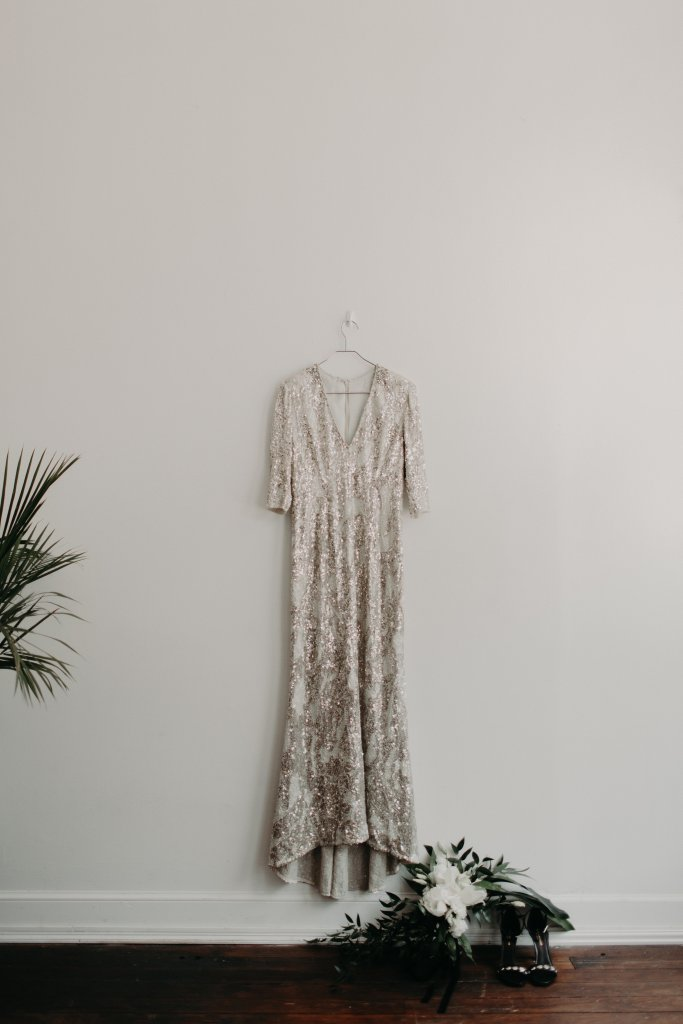 Modern Wedding Dress Virginia