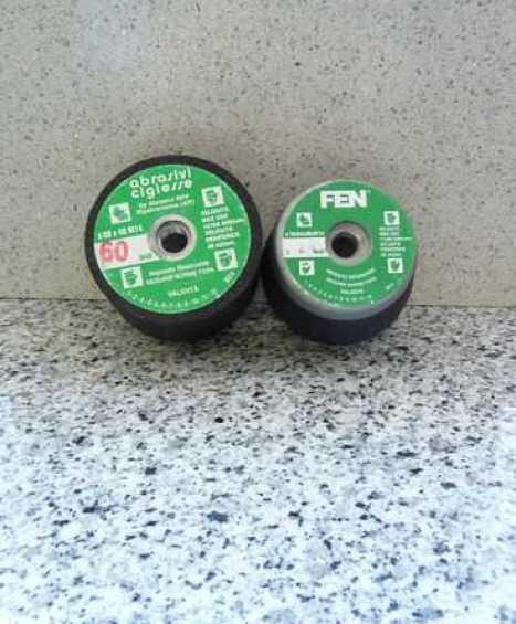 Корундові шліфувальні круги 80 мм