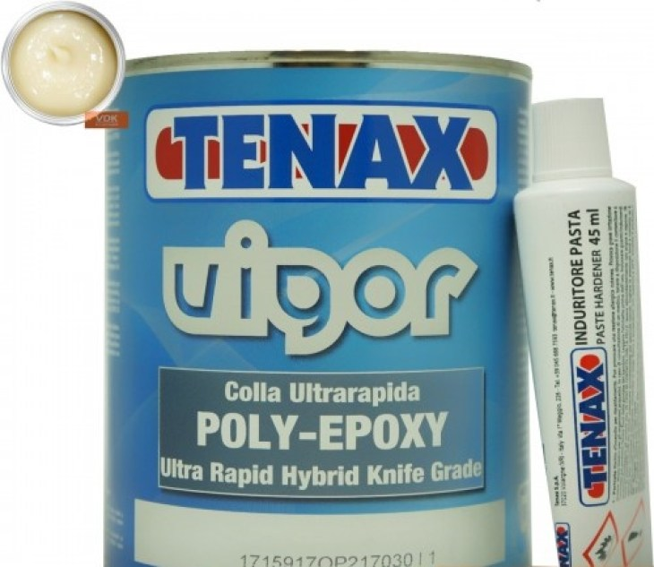 Клей-мастика SOLIDO VIGOR TRASPARENTE (1л)