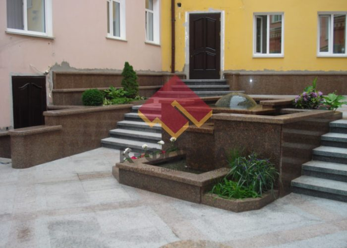 Фонтан, Киев