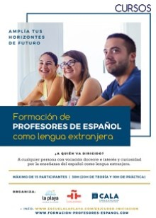Formacion de profesores Malaga 2019