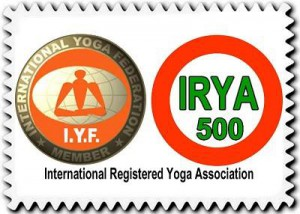 International Registered Yoga Association 500