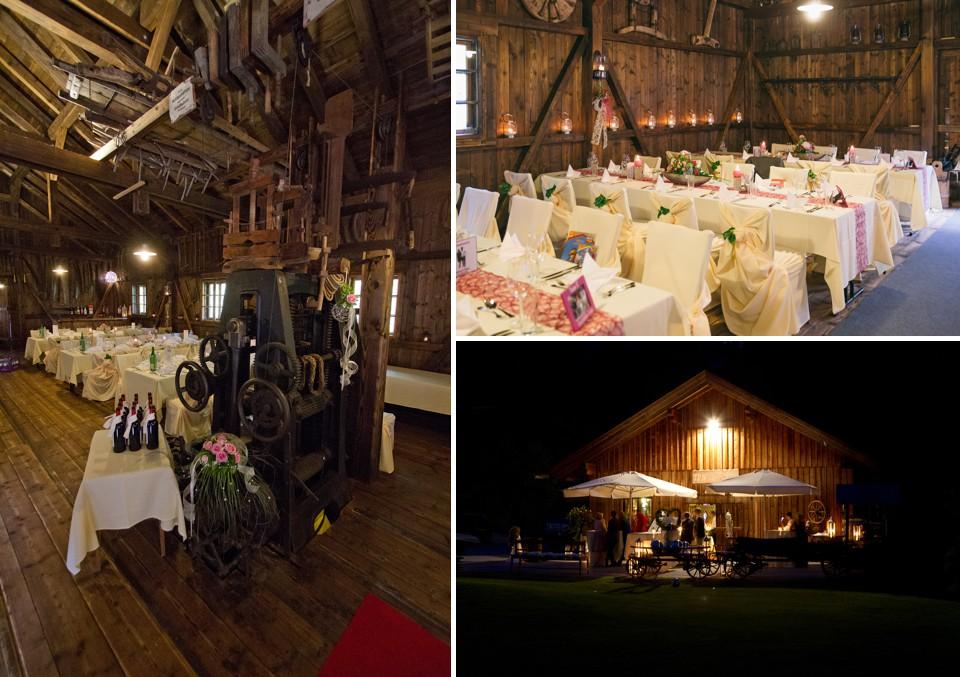 Top Hochzeitslocation Tirol | Hochzeit feiern in der Triendlsäge | fotografiert von FORMA photography