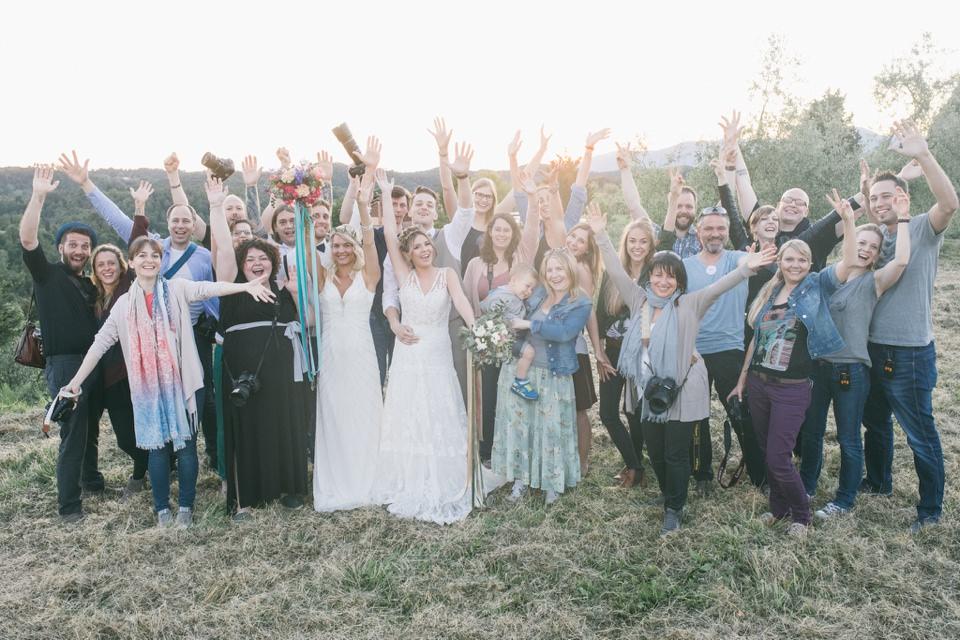 Hochzeitsfotografie Workshop La Dolce Vita in der Toskana - organisiert von FORMA photography und Marie und Michael Photography | Wedding photography workshop Toscana in Italy