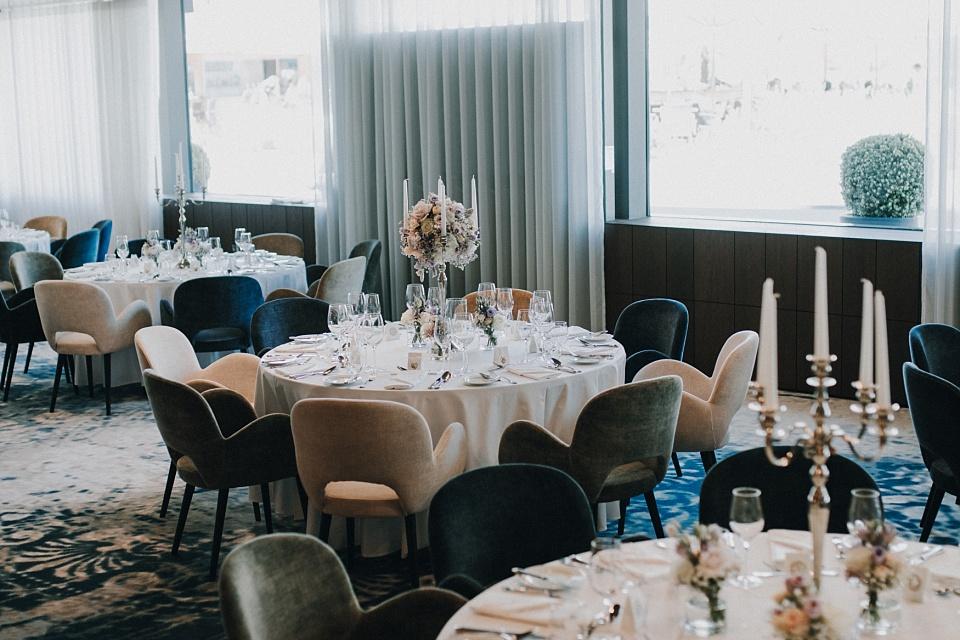 Hochzeit am Achensee, Strandhotel Entners, Deko