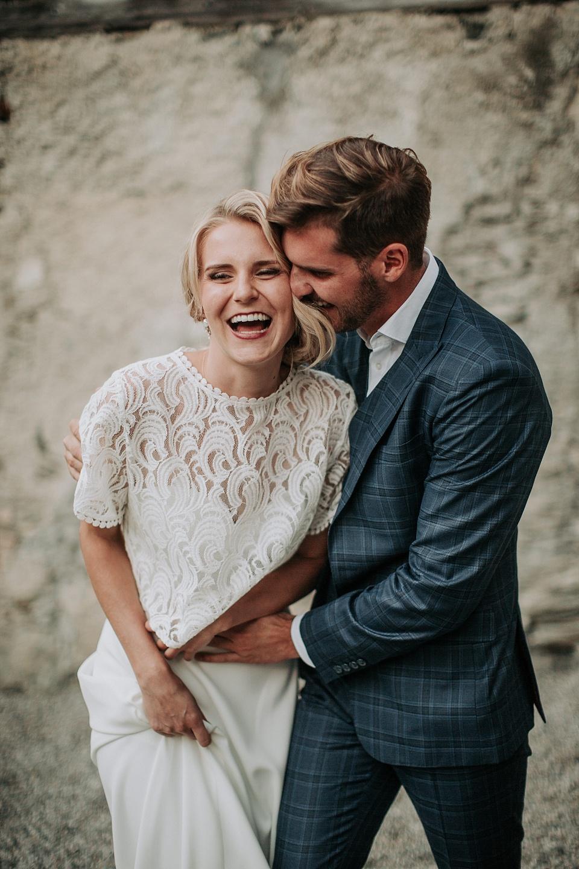 Brautpaar, Hochzeit, Shooting, Emotionen, Lachen