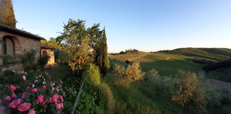 La Casa in Chianti Tuscany