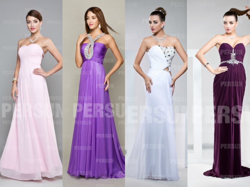long prom evening dresses