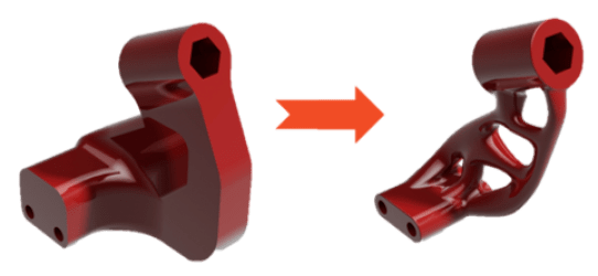 Formando topologie optimalisatie