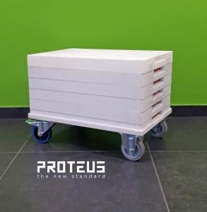 PROTEUS_Smart Display_Formando 3D print