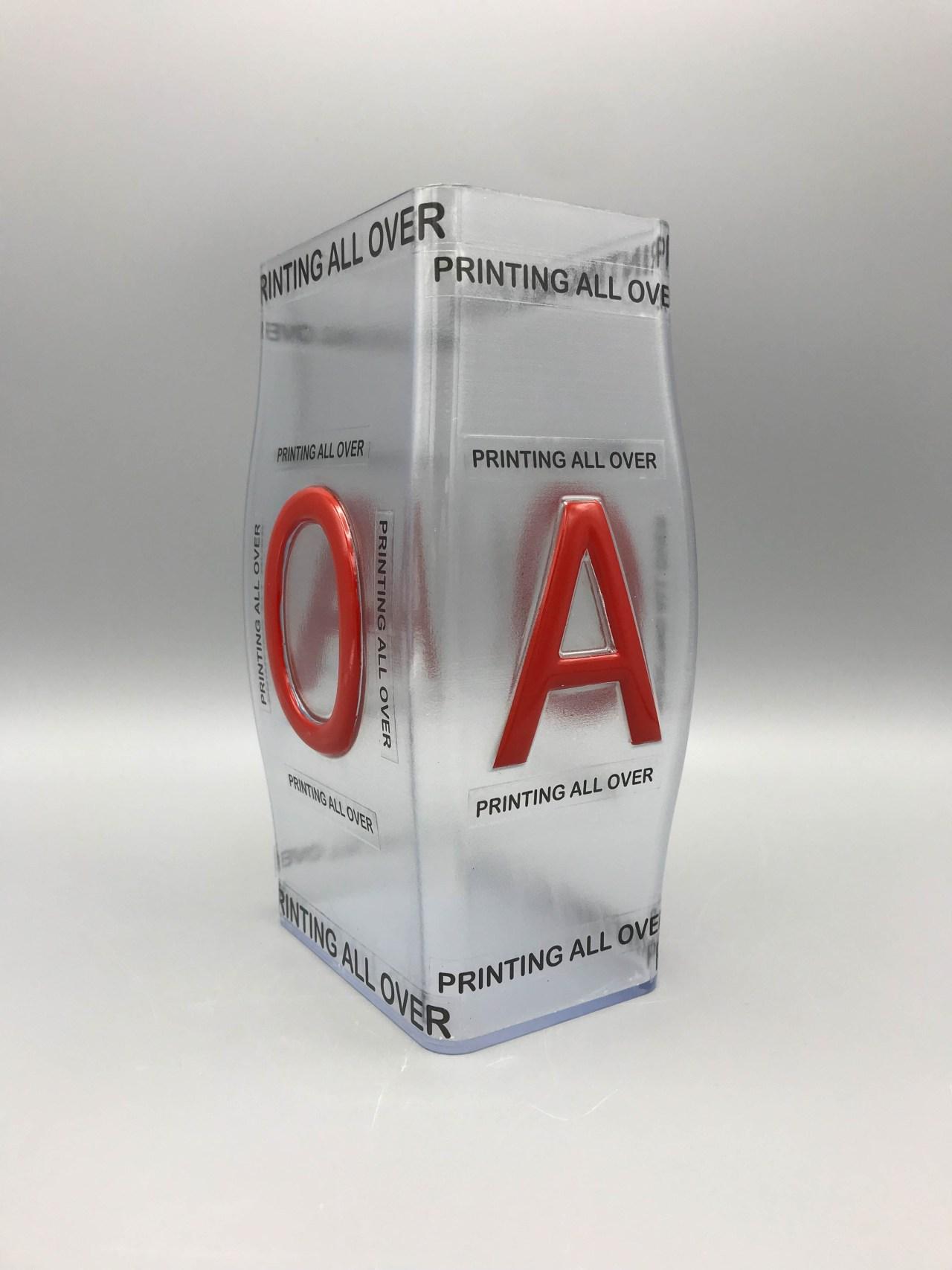3D trofee award
