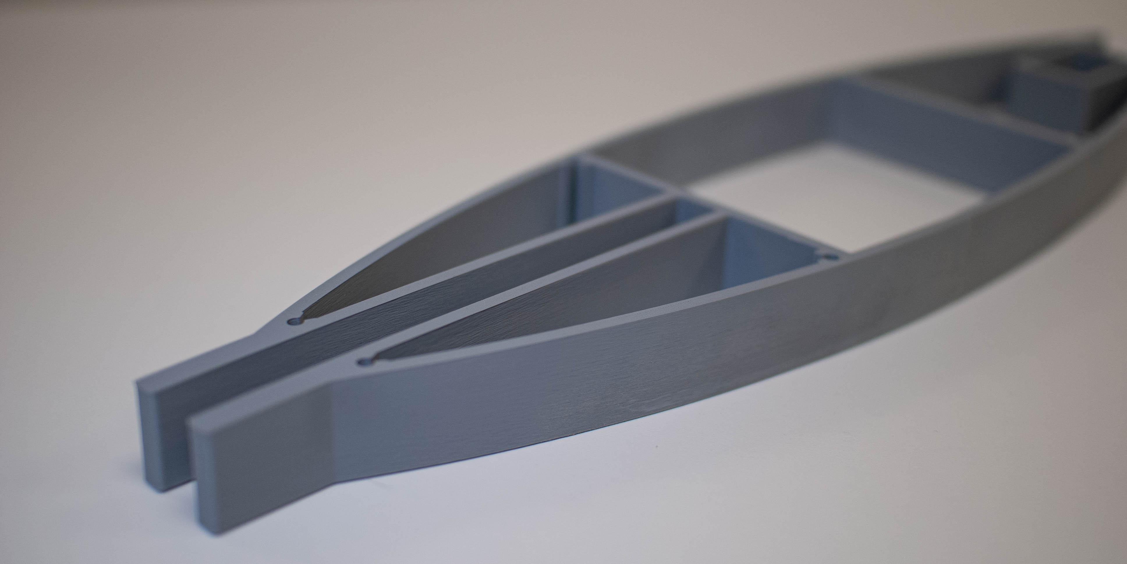 Prototype extrusie profiel