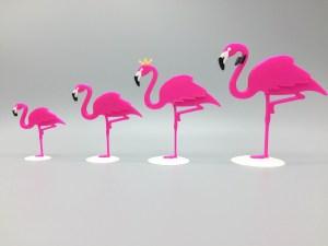 Award Pink flamingo