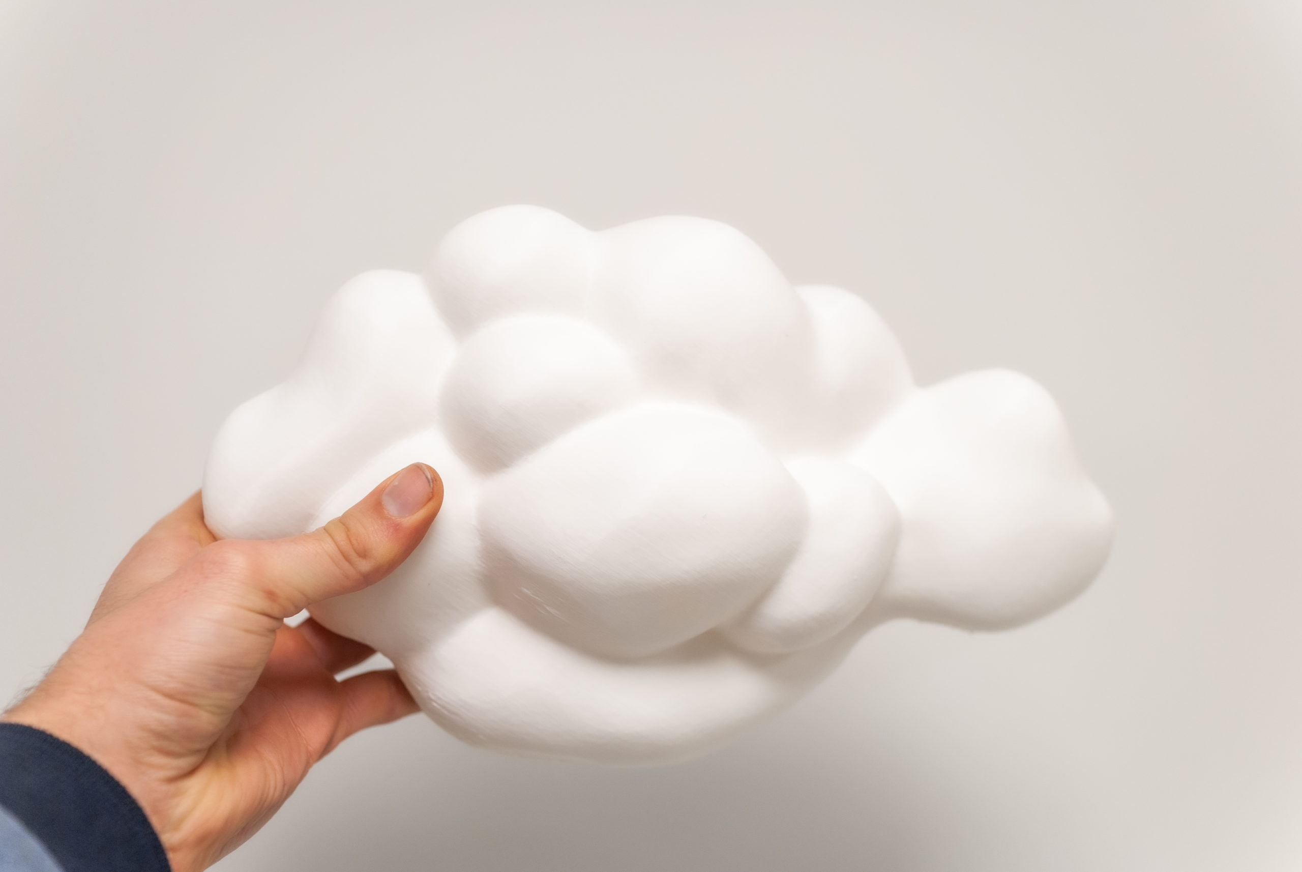 Cloud 3 print mountable