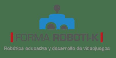 Logotipo Forma Roboti-k