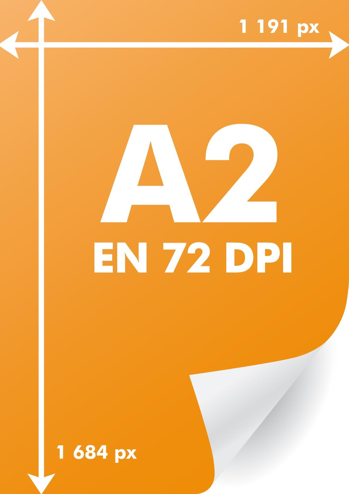 Toutes Les Dimensions Dun A2 En Pixels Par Rsolutions