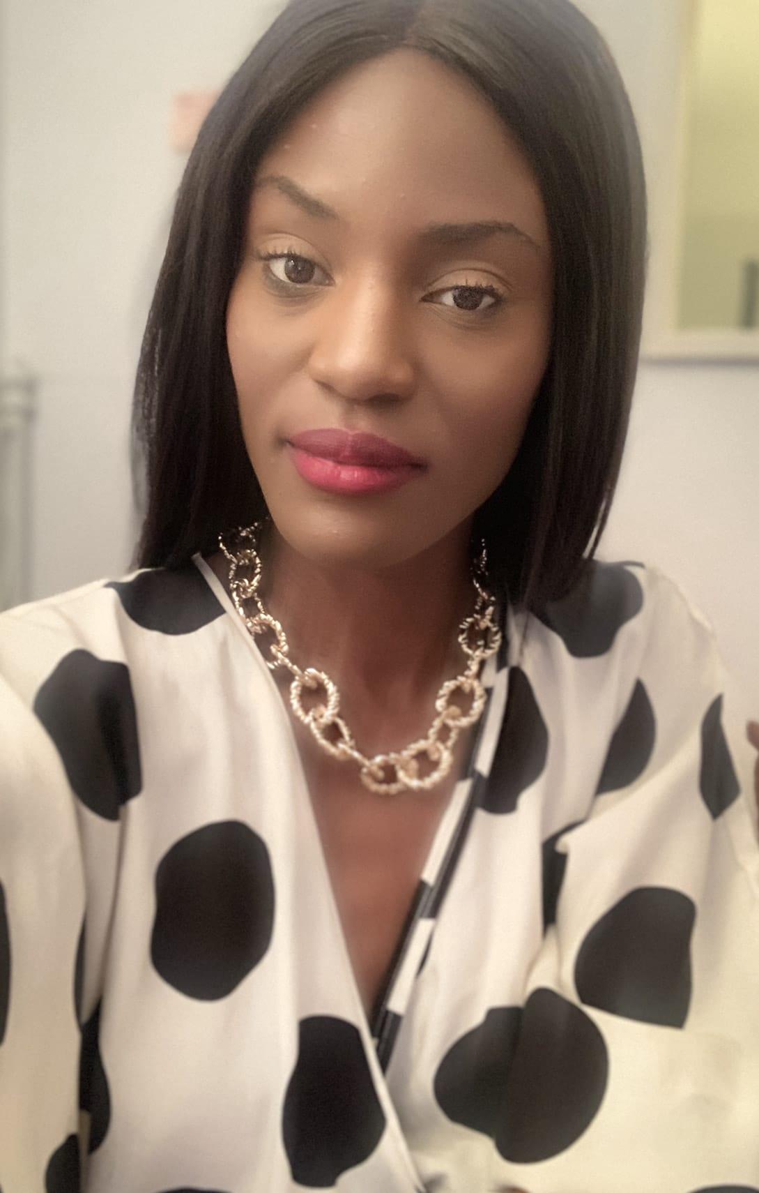témoignage de Naomi Mboso sur la formation conseil en image à distance IFDM Relooking