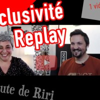 "Replay ""La minute de Riri"" Live Exclusivité"