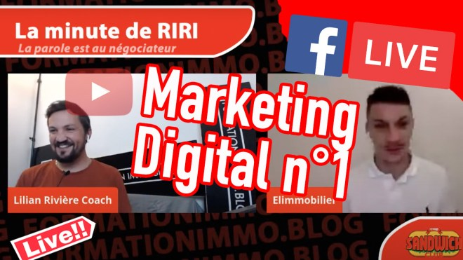 la minute de riri marketing digital