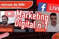 la minute de riri marketing digital